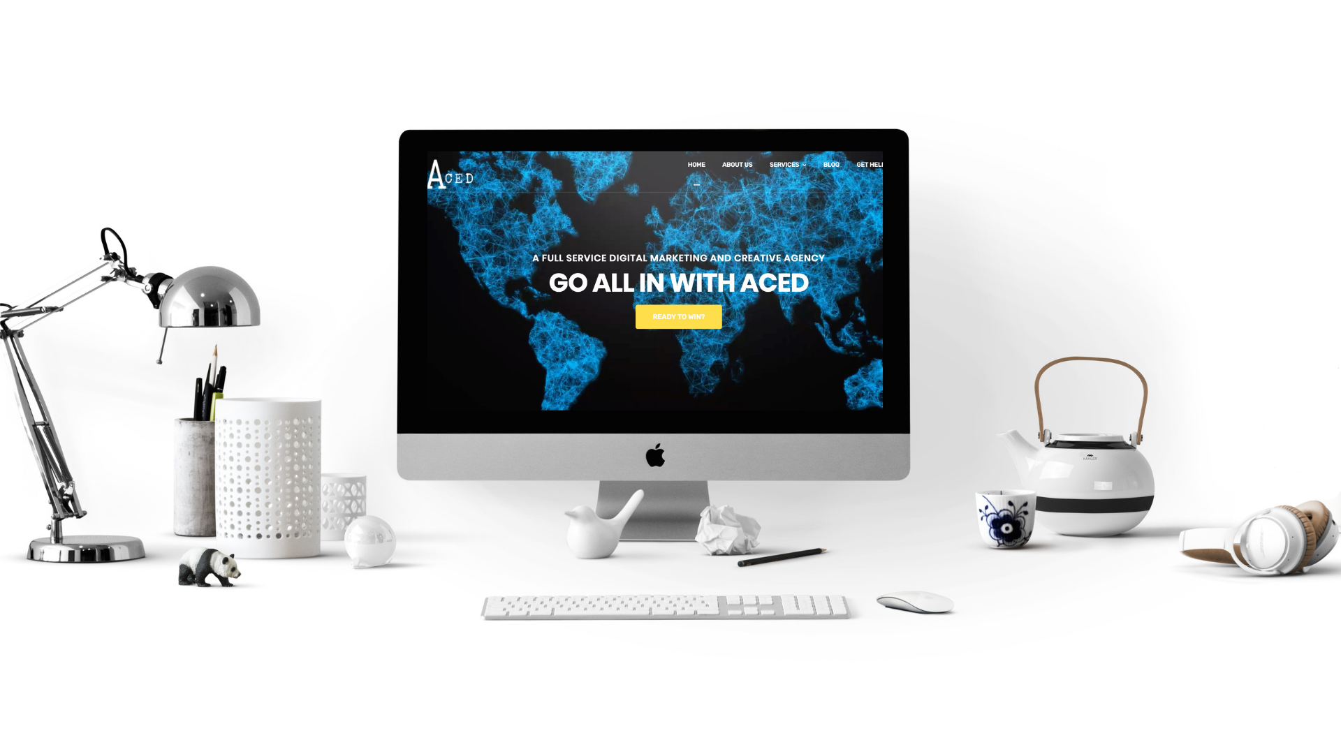 Poca, West Virginia website design and development service by aced agency